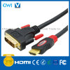 Overmolding 19pin Plug-DVI Plug Digital Cable