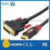 Overmolding 19pin Plug-DVI Plug Digital Cable