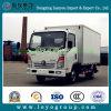 Sinotruk Cdw Light Van Truck Diesel Box Truck for Sale