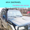off-Road Car Snorkel for Mitsubishi Pajero Na Series