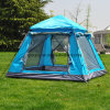 Outdoor 3-4persons Auto Opening Camping Tent Sun Protection