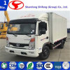 4 Tons 90 HP Fengchi1800 New Lorry/Van/Light Duty Cargo Light Truck with Good Quality