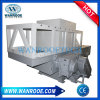 Industrial Corrugated Plastic Pipe HDPE PVC Recycling Shredder Machine