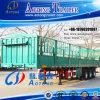 Store House Bar Type 50 Tons 3 Axles Cargo Transport Semi Truck Trailer (LAT9400CCQ)