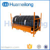 Powder Coating Steel Truck Tyre Storage Rack