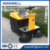 Rechargeable Mini Road Sweeper Street Cleaning Vehicle for Sale (KW-1050)