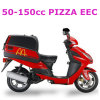150CC Pizza Scooter with EEC