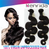 "12-30"" 6A Brazilian Human Hair Weave Body Wave, Unprocessed Brazilian Virgin Hair Extension"