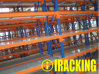 Heavy Duty Long Span Metal Shelves for Industrial Warehouse Storage Solutions (IRB)