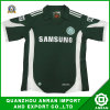 Printing Men's Football Polo T-Shirt for Sports (AG8AUG0813(G&W))