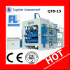 Base Production Line of Qt8-15 Concrete Block (QT8-15)