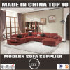 2017 Modern Leisure Leather Corner Sectional Living Room Sofa