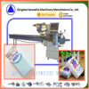 Sponge Foam Automatic Pillow Bag Wrapping Packing Machine