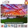 50m Clear Span Aluminum Marquee with Decoration for Event