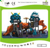 Kaiqi Medium Sized Cool Robot Themed Children′s Playground (KQ20071A)