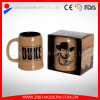 Wholesale Printed Porcelain Beer Drinkware Decal Barrel Ceramic Beer Mug