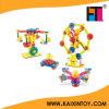 ABS & PP Plastic DIY Building Block Game Junior Engineer Jumbo Size Educational Toy