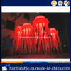 2015 Colorful Ceiling Inflatable Jellyfish for Decoration, LED Lighting Decoration 0001