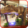 Shopping Mall Attractive Equip Dinosaur Project