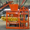 Qt4-25 Sand Stone Paving Equipment Interlocking Stabilized Soil Block Machine