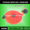 Pink Color Full Set with 7-Functions Nozzle Expandable Plastic Hose