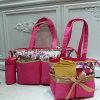 Bw1-183 Mommy Bag Gym Bag Nappy Bag Traveling Tote Bag