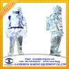 Solas Approved Aluminium Foil Fabric Fireproof Suit
