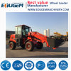 1.6 Ton Telescopic Loader with Steel Cabin and Hood