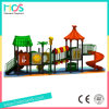 Outdoor Playground Ship for Children with Slide