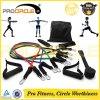 Procircle Resistance Bands 11PCS Home Gym Fitness Exercise Resistance Tube Set