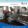 PP/PE/WPC Plastic Pelleting Recycling Granulating Line/Twin Screw Pelletizing Line