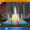 Colorful Multimedia Musical Sculpture Fountain