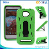 Dual Layer Hybrid Phone Case for Blu Dash 5.0 D410A with Kickstand
