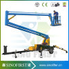 Electric Moving Articulating Lift Van with Cherry Picker