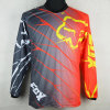 Red Quality Custom Trendy Sublimation Motorcycle Jersey (MAT20)