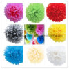 "3"" Eco-Friendly Colorful Tissue Paper POM POM Flower Ball for Wedding Decoration"