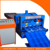Dx China Supplier Metal Roof Sheet Tile Roll Forming Machine
