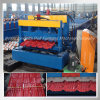 Glazed Metal Roof Tile Chrome Plating Roll Forming Machine