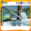 Indoor Stainless Steel Pool Waterfall for SPA Pool