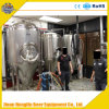 500L, 1000L Electric Brewing System Small Beer Brewing Equipment