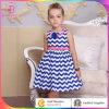Girl Summer Fashion Dress, Child Clothings