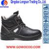 New Design Double Density PU Sole Safety Work Footwear (GWPU-GB828)