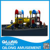 Child Soft Design Playground Equipment Slides (QL14-037B)