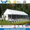 Latest 6X15m Small Glass Tent for Corporate Event Parties