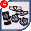 Wholesale Custom Eagle Woven Patch Iron on Clothing Uniform