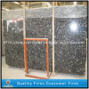 China Black Sea Marble Slabs for Kitchen Wall/Floor Tiles