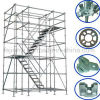 Fast Erection Dismantling Steel Ladder Scaffold