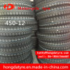 ISO9001 Factory ECE Certificate Low Price Motorcycle Tyre 450-12