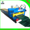 Dx Metal Glazed/Trapezoidal Roof Tile Roll Forming Machine