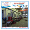 PE Water and Gas Pipe Production Machine From 110mm to 400mm